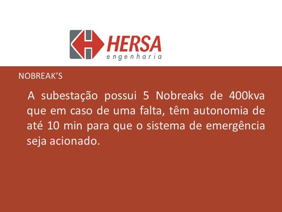 NOBREAK'S