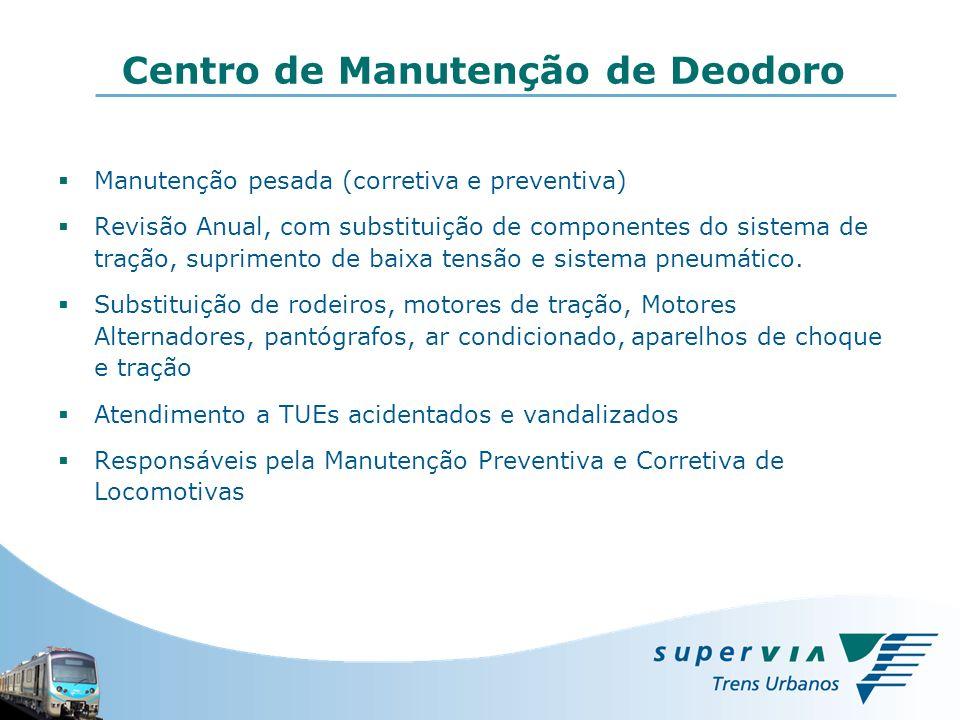 Centro de Manutenção de Deodoro