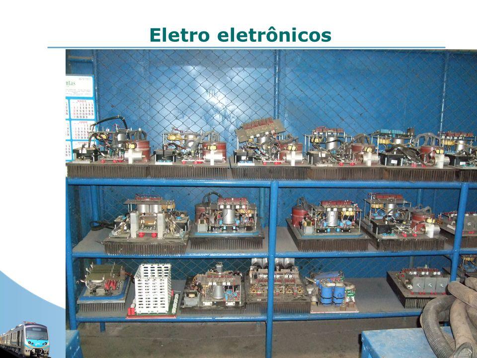 Eletro eletrônicos