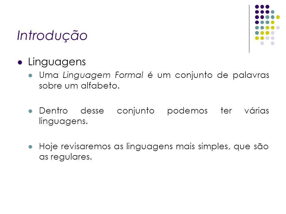 Introdução Linguagens