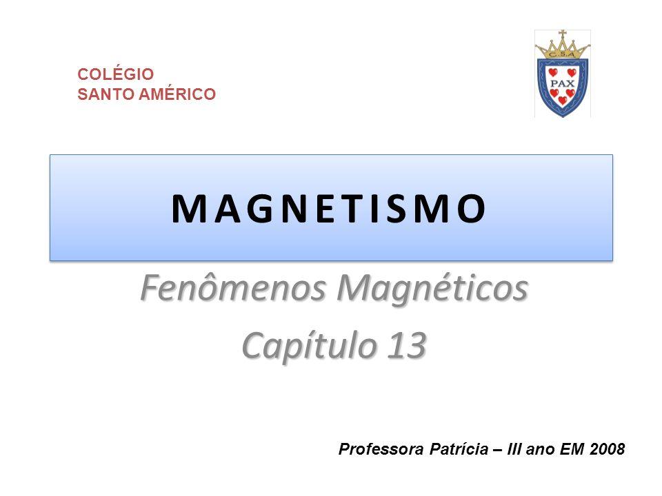 Fenômenos Magnéticos Capítulo 13
