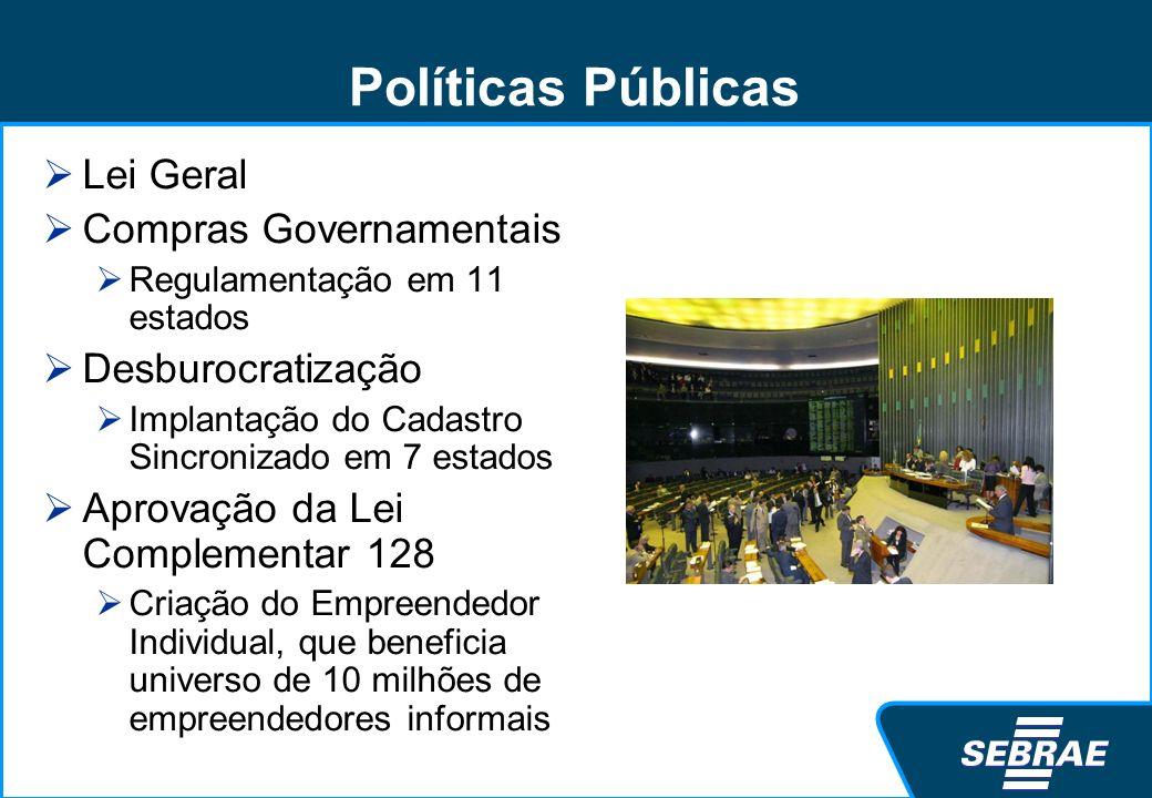 Políticas Públicas Lei Geral Compras Governamentais Desburocratização