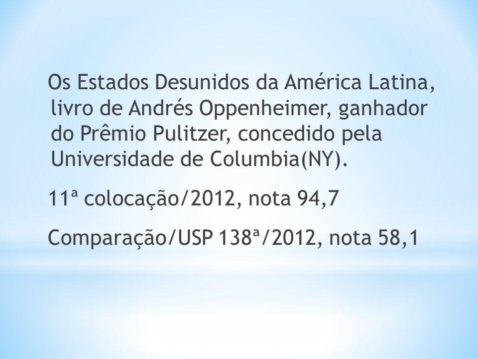 Comparação/USP 138ª/2012, nota 58,1