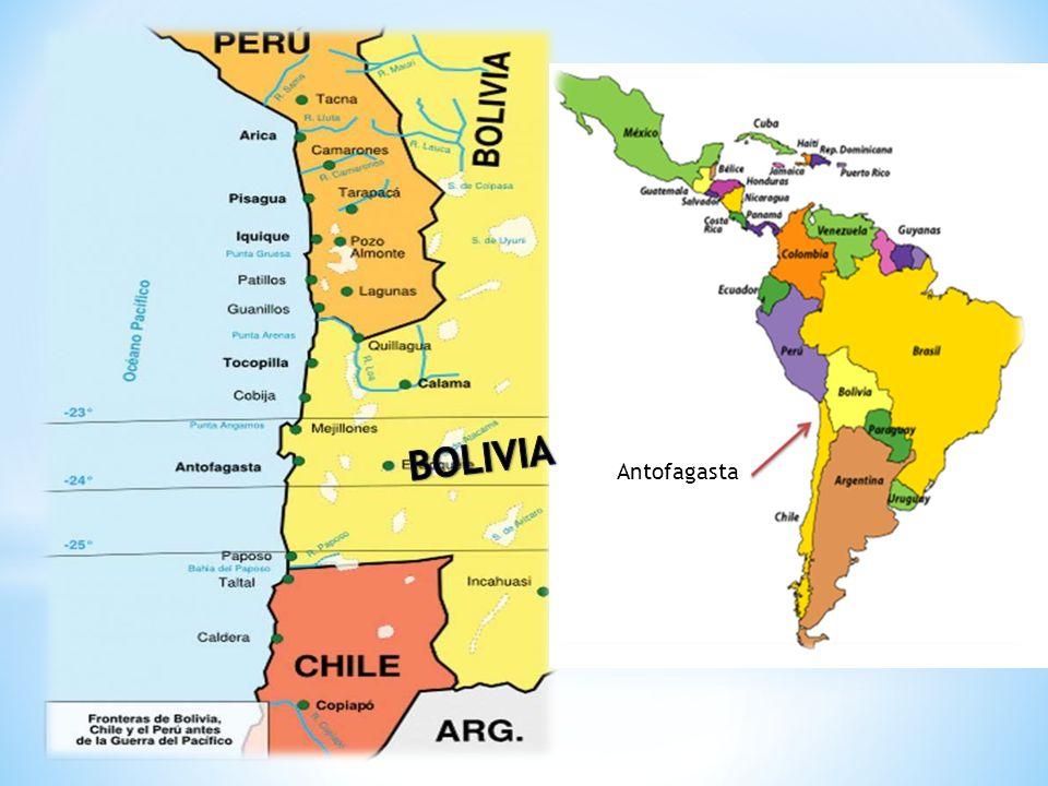 BOLIVIA Antofagasta