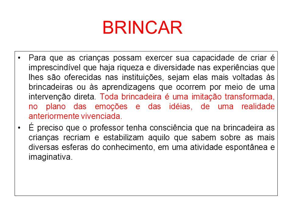 BRINCAR
