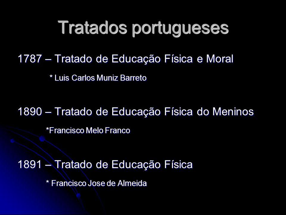 Tratados portugueses * Luis Carlos Muniz Barreto