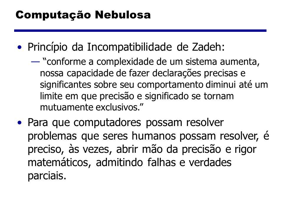 Princípio da Incompatibilidade de Zadeh: