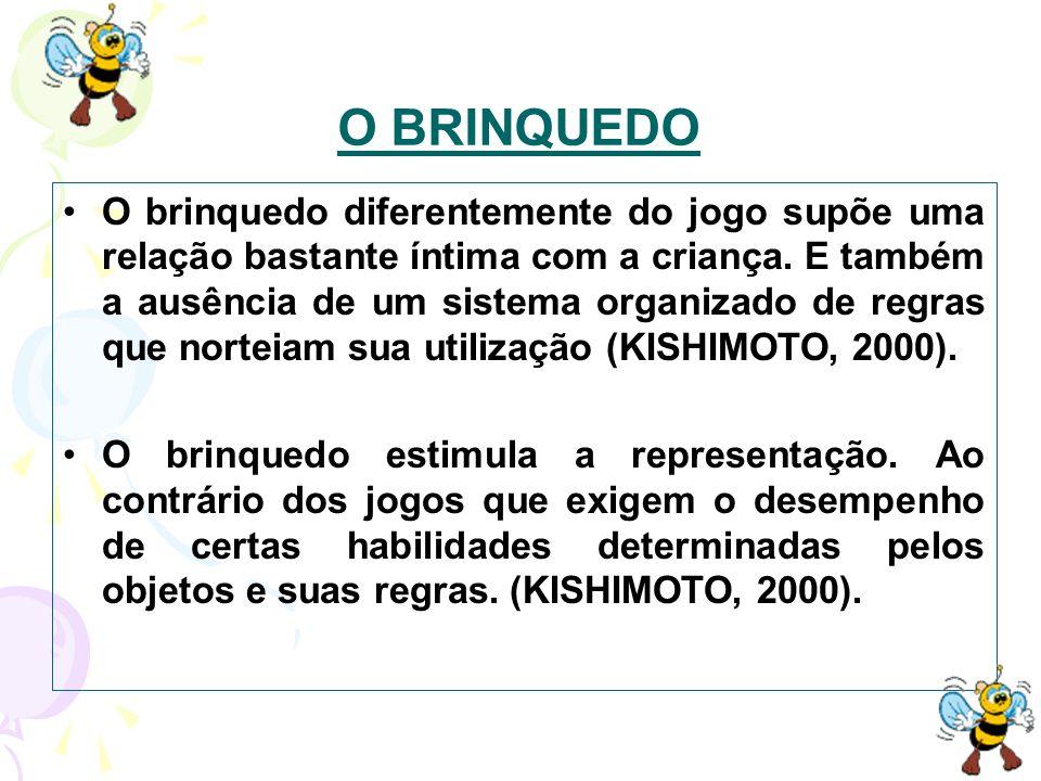 O BRINQUEDO