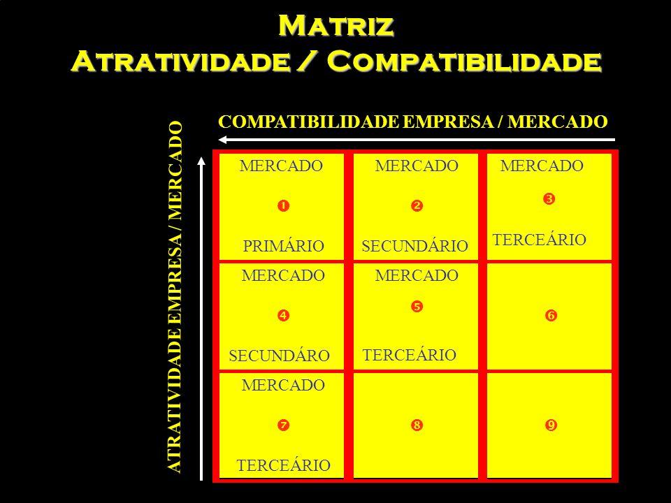 Matriz Atratividade / Compatibilidade