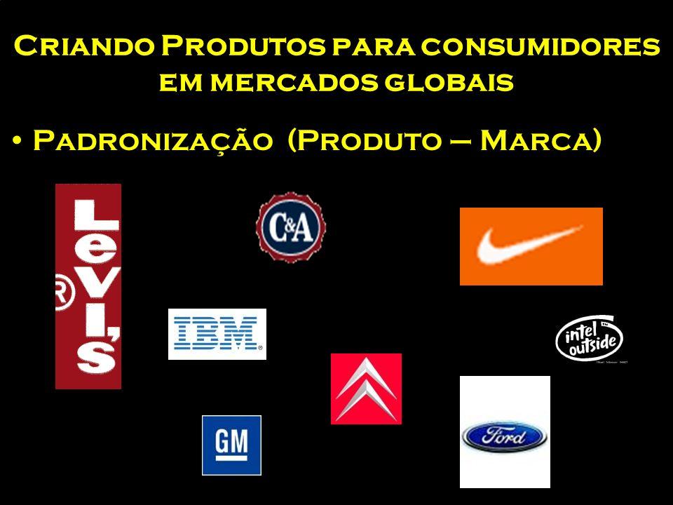 Criando Produtos para consumidores em mercados globais