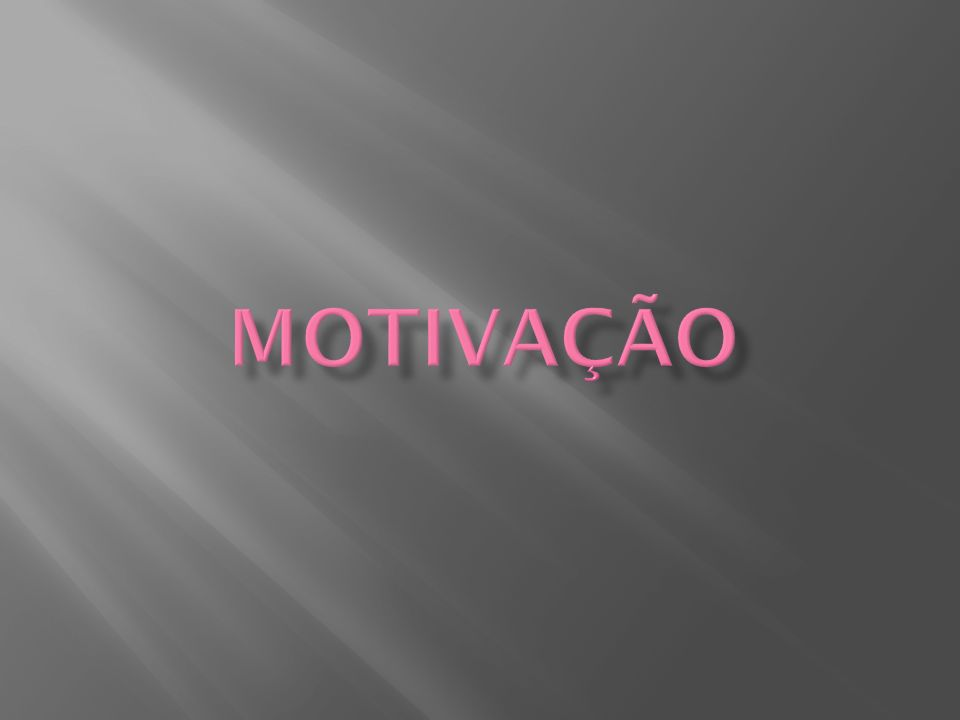 Motivação MBA MANAGEMENT FGV (Apostila Liderança e Trabalho em Equipe)