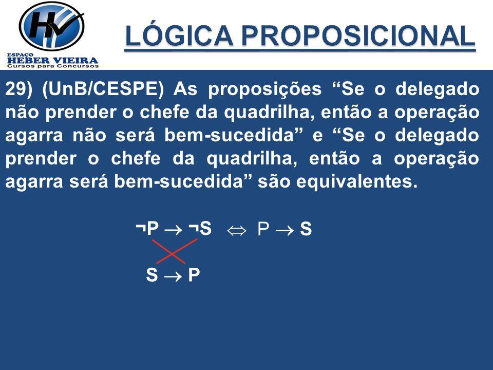 LÓGICA PROPOSICIONAL