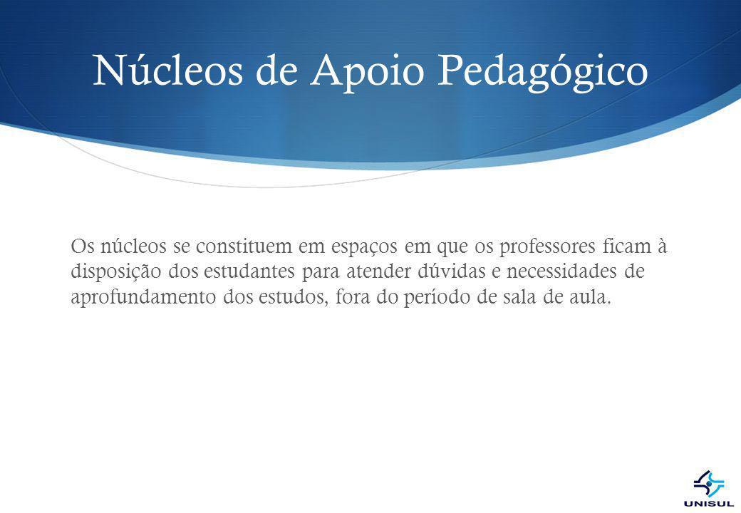 Núcleos de Apoio Pedagógico