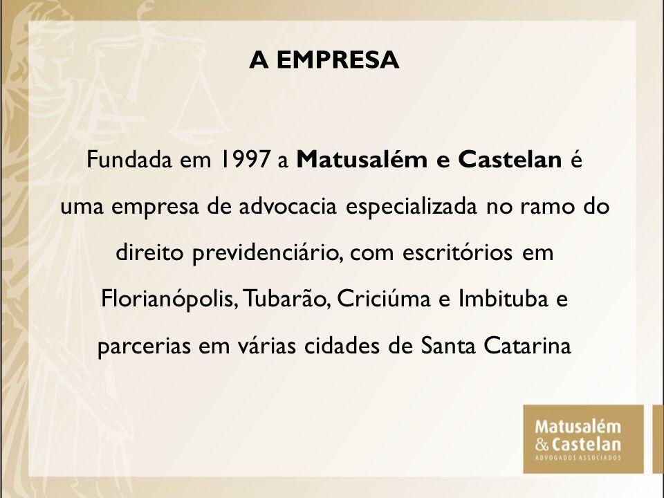 Fundada em 1997 a Matusalém e Castelan é