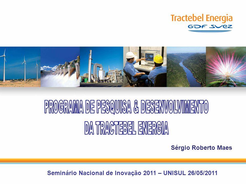 PROGRAMA DE PESQUISA & DESENVOLVIMENTO