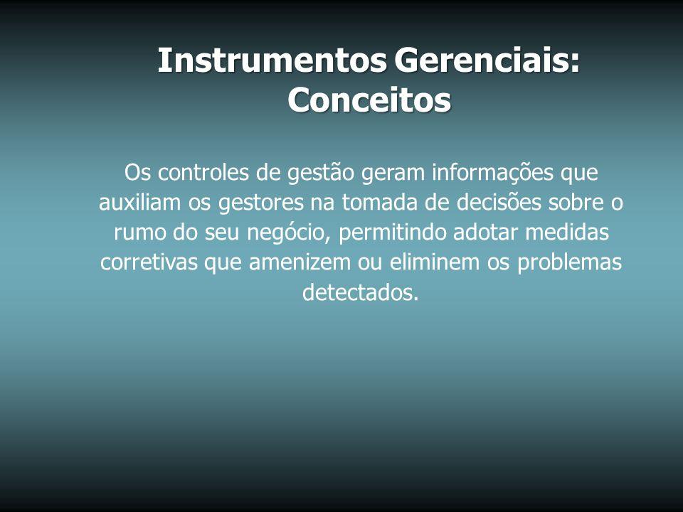 Instrumentos Gerenciais: Conceitos