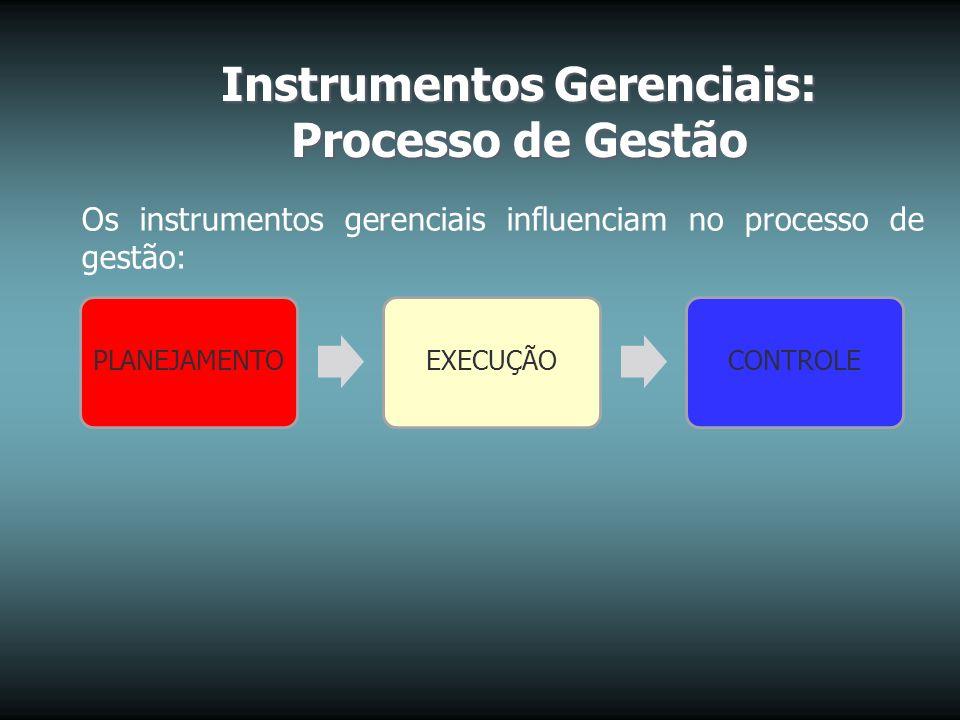 Instrumentos Gerenciais: Processo de Gestão