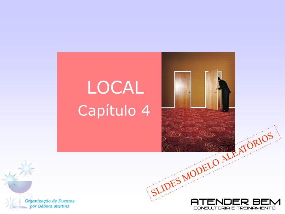 LOCAL Capítulo 4 SLIDES MODELO ALEATÓRIOS