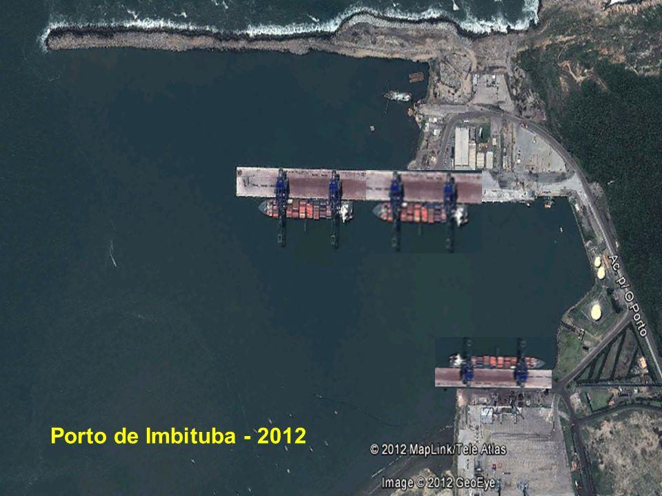 Porto de Imbituba - 2012