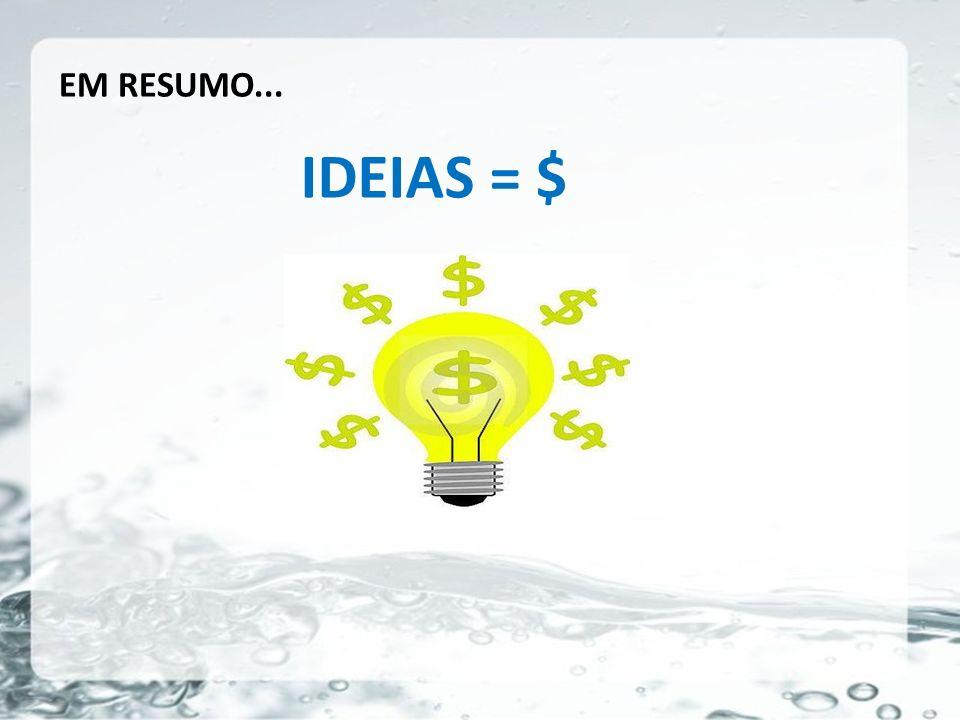 14141414 EM RESUMO... IDEIAS = $ 26/05/11 14