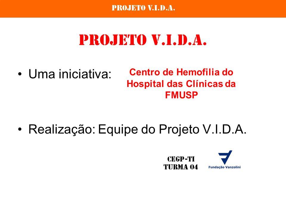 Centro de Hemofilia do Hospital das Clínicas da FMUSP