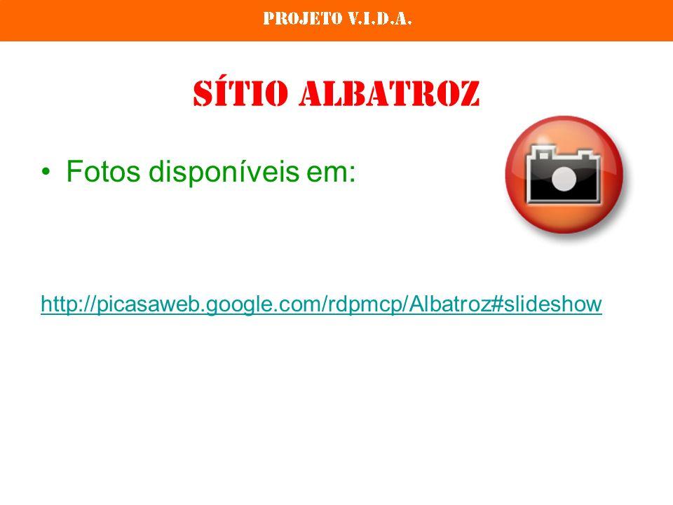 Sítio Albatroz Fotos disponíveis em: