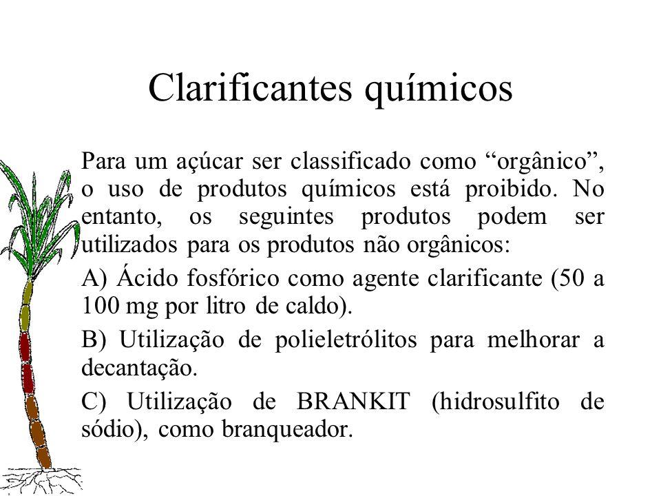 Clarificantes químicos