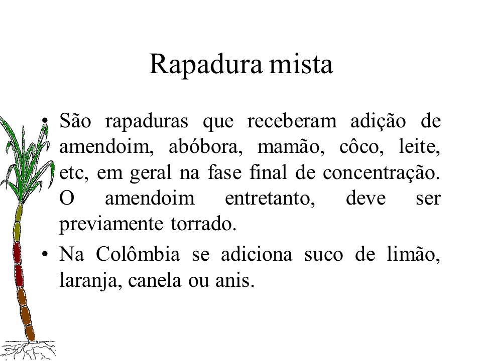Rapadura mista