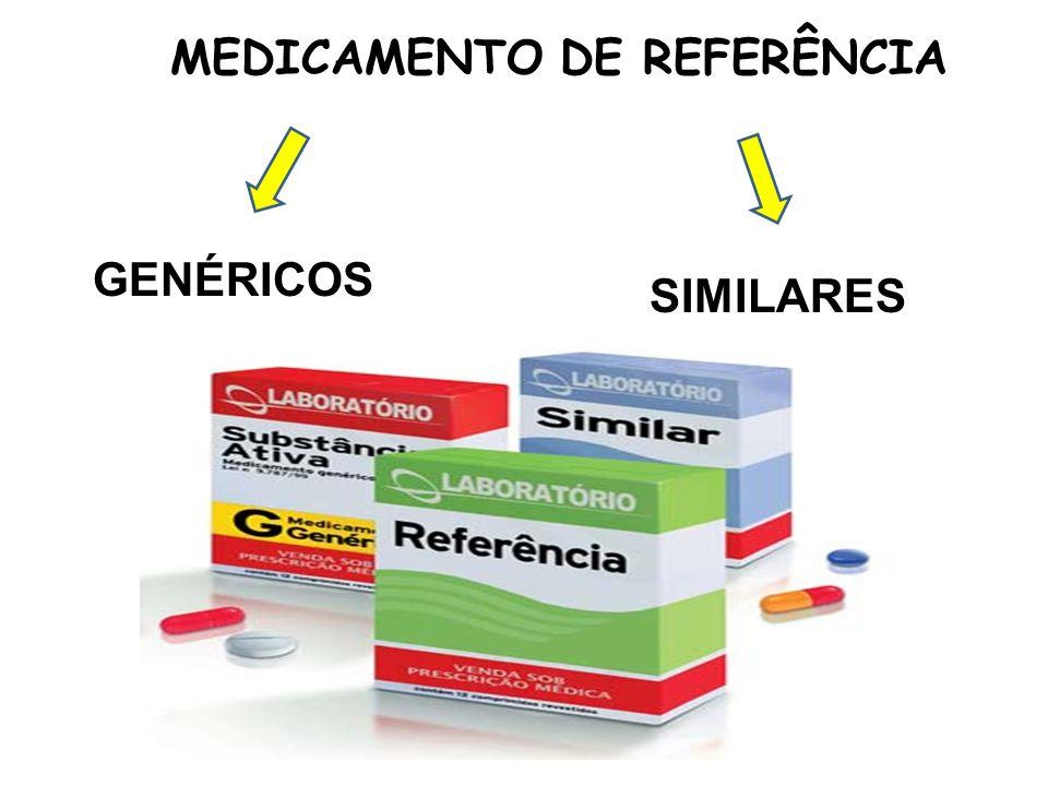 MEDICAMENTO DE REFERÊNCIA