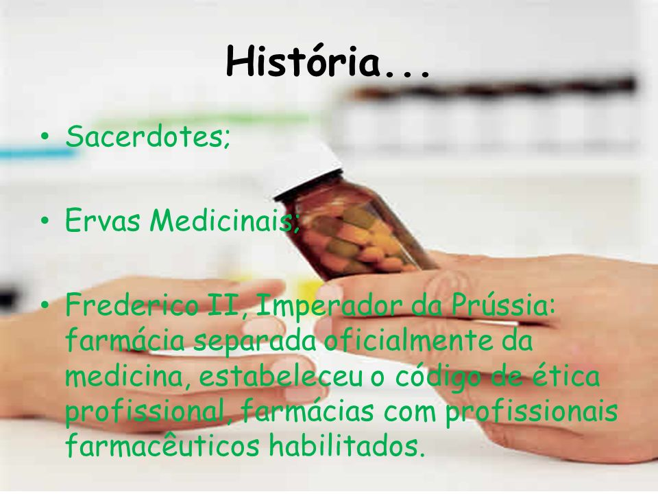 História... Sacerdotes; Ervas Medicinais;