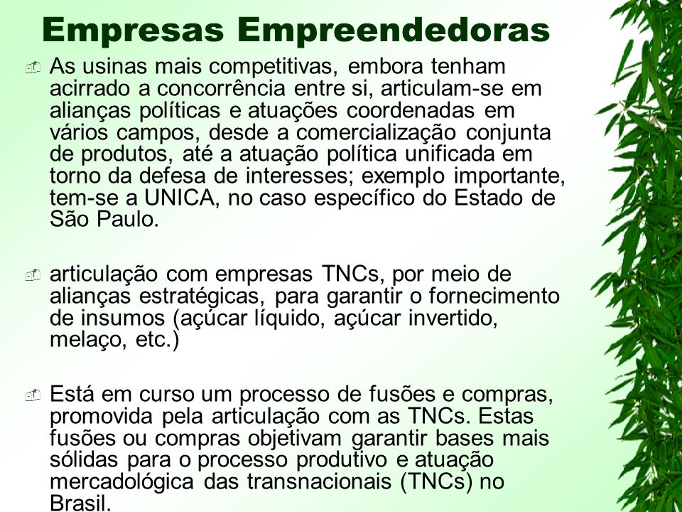 Empresas Empreendedoras