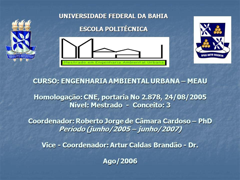 UNIVERSIDADE FEDERAL DA BAHIA ESCOLA POLITÉCNICA