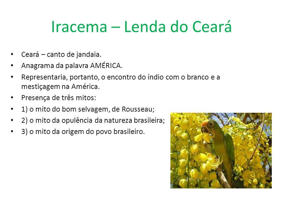 Iracema – Lenda do Ceará