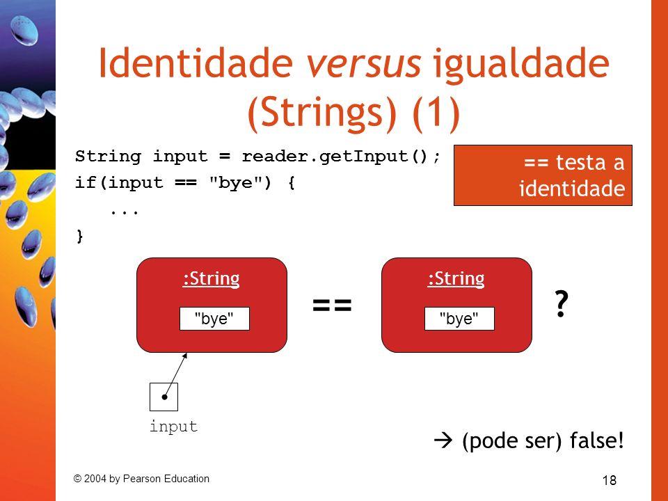 Identidade versus igualdade (Strings) (1)