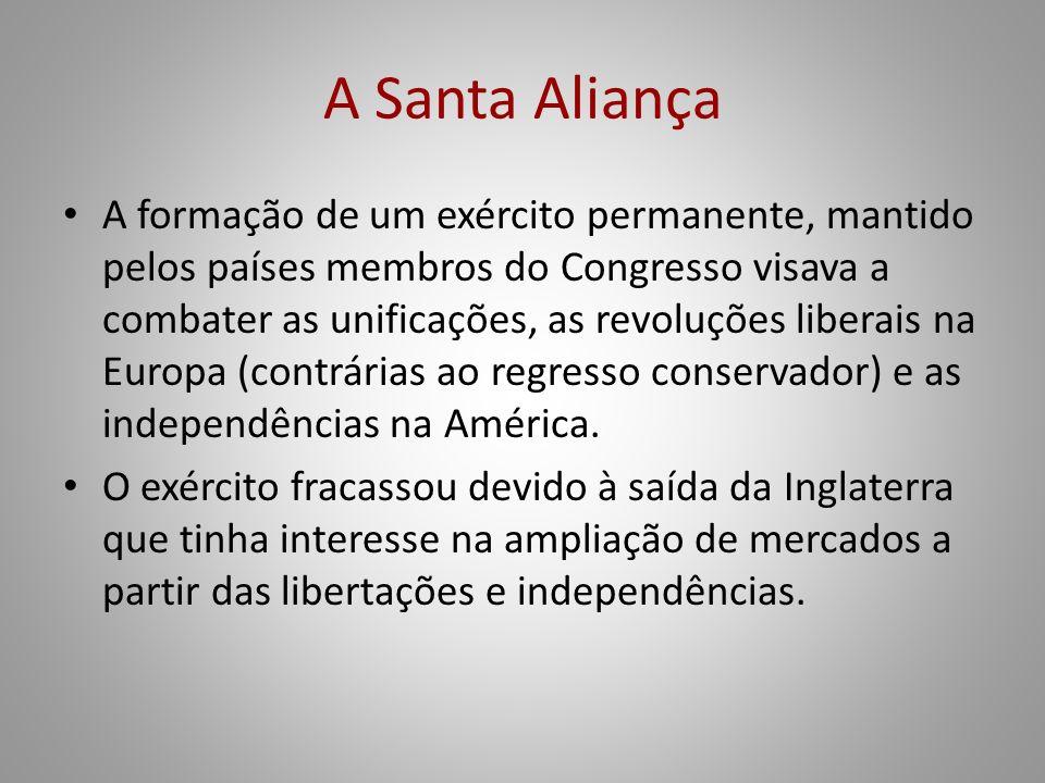 A Santa Aliança