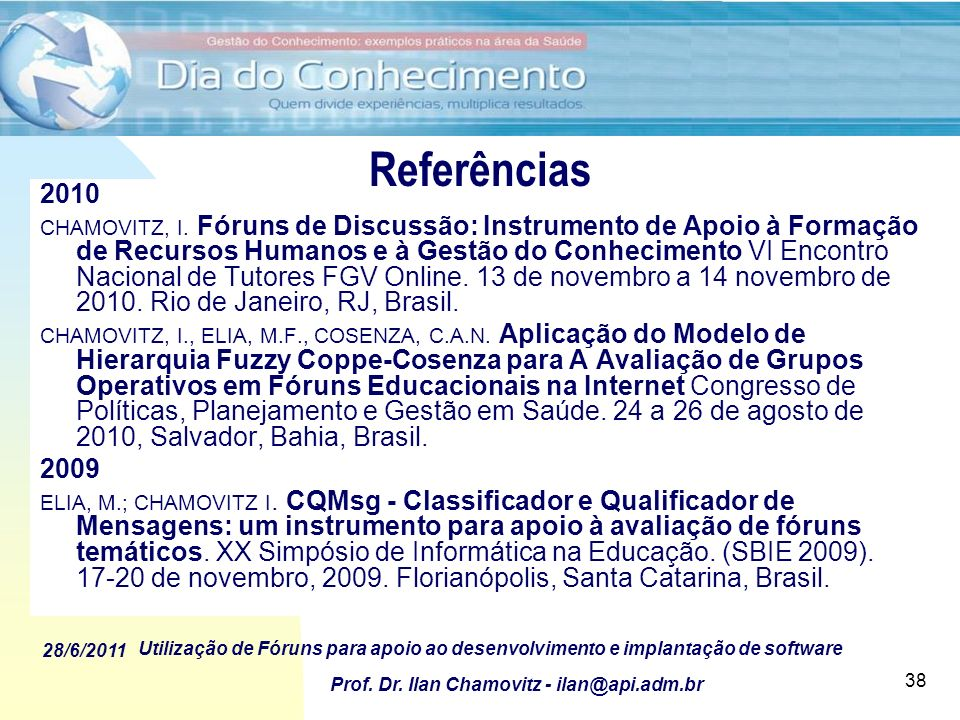 Referências2010.