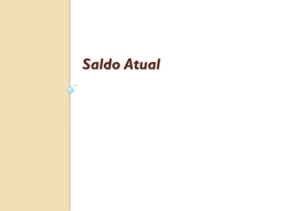 Saldo Atual http://codevil.com