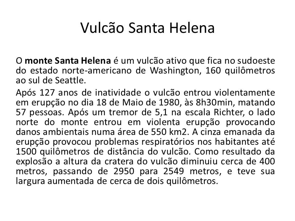 Vulcão Santa Helena