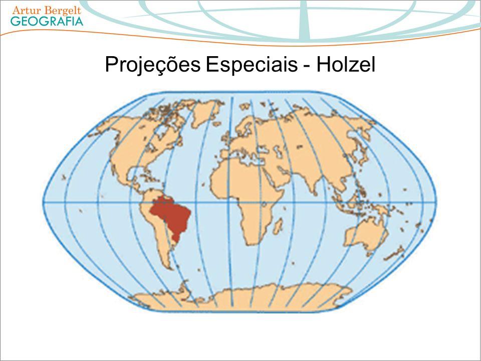 Projeções Especiais - Holzel