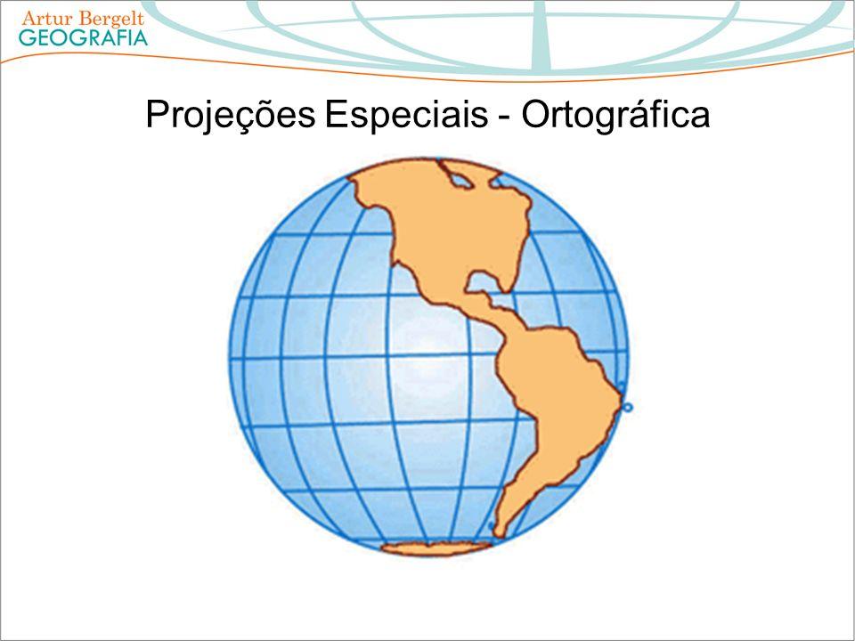 Projeções Especiais - Ortográfica