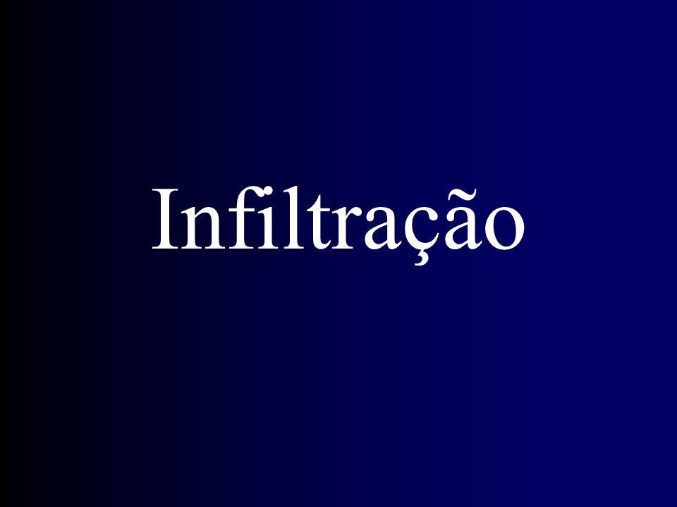 Infiltração