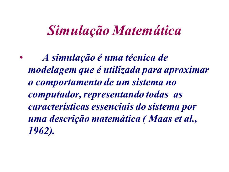 Simulação Matemática