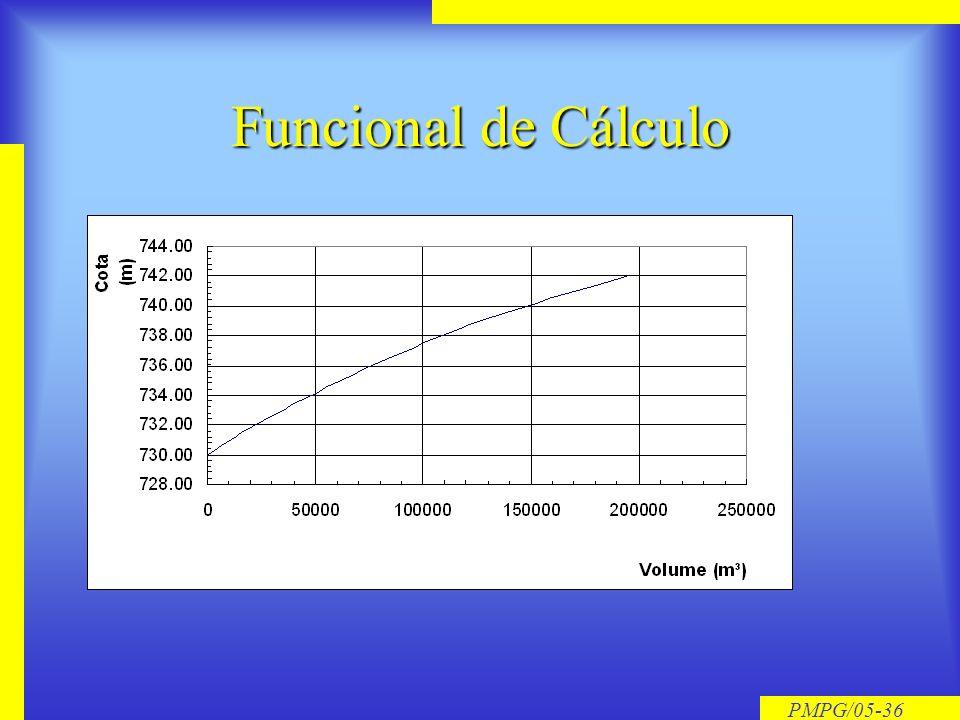 Funcional de Cálculo