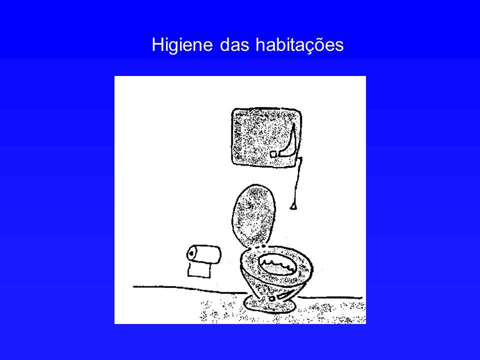 Higiene das habitações