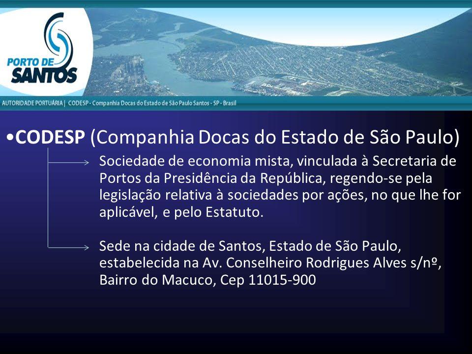 CODESP (Companhia Docas do Estado de São Paulo)