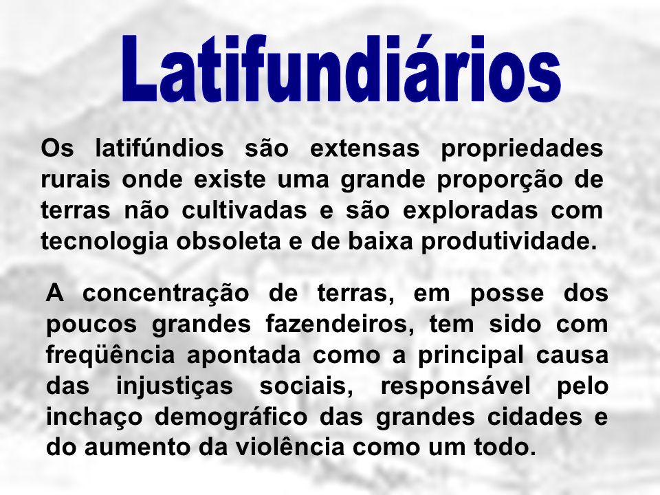 Latifundiários