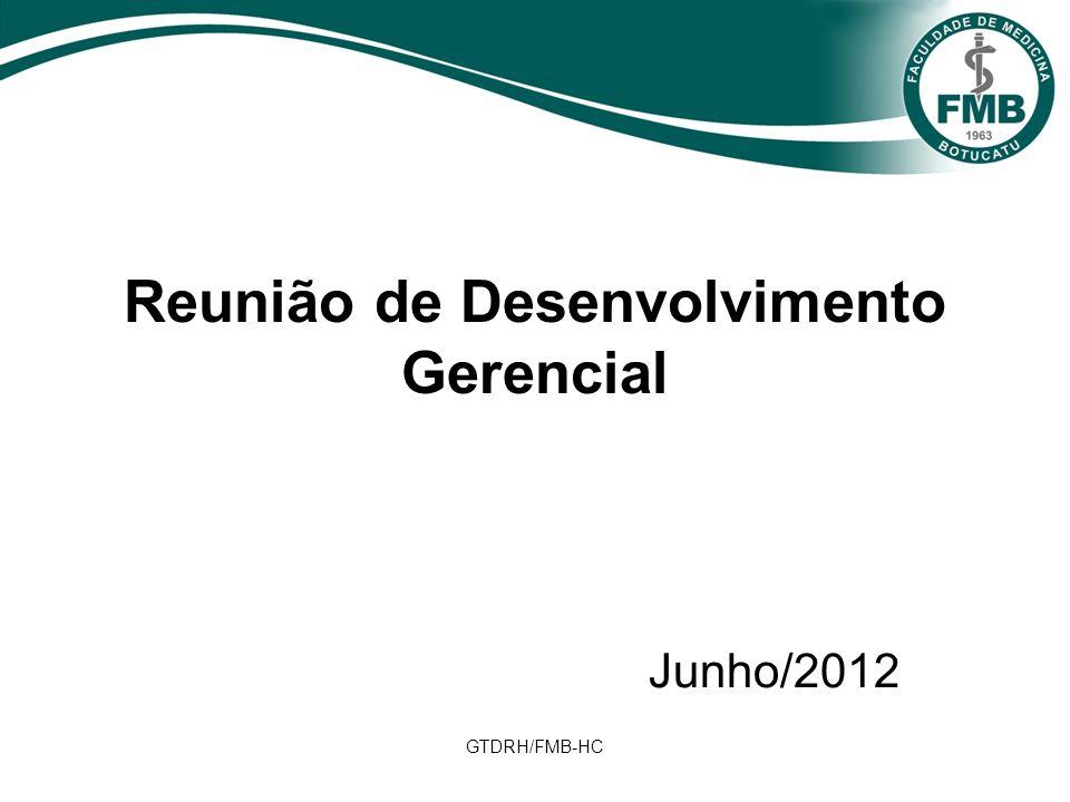 Reunião de Desenvolvimento Gerencial