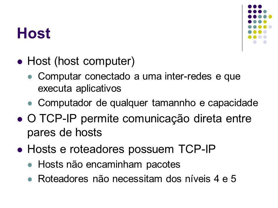 Host Host (host computer)
