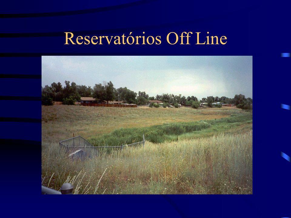 Reservatórios Off Line
