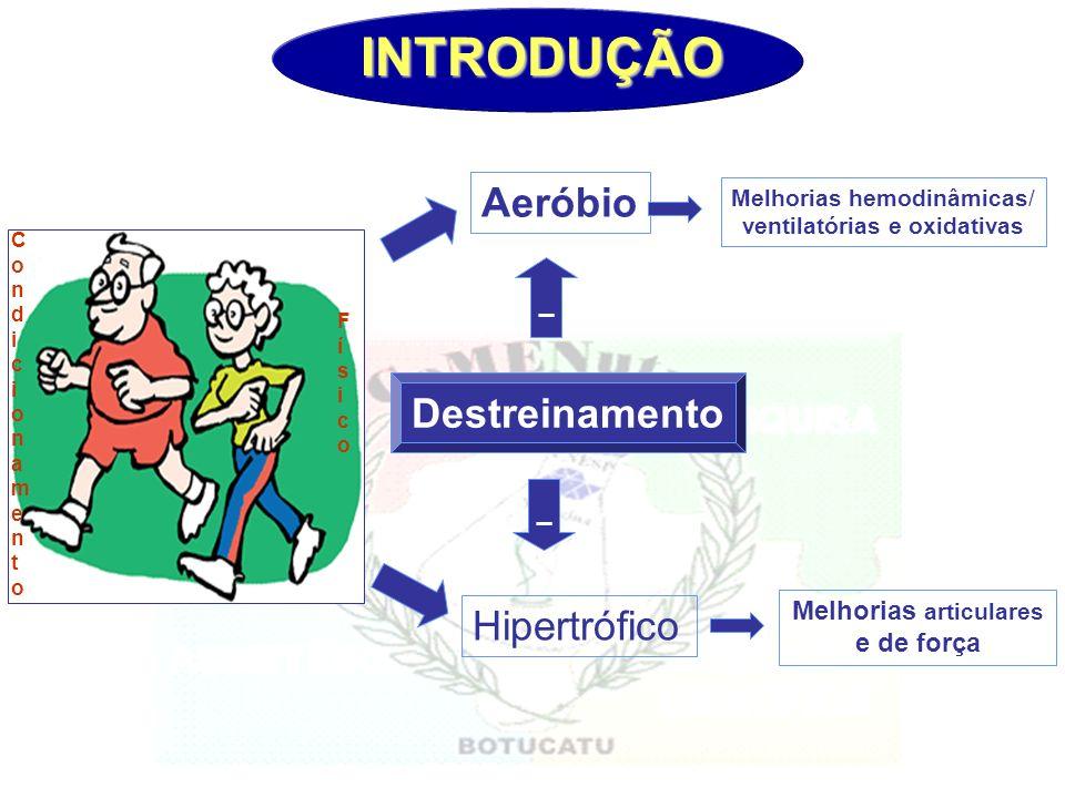ventilatórias e oxidativas